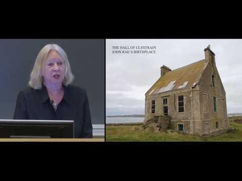 Arctic Explorers: Dartmouth's Vilhjálmur Stefansson and Scotland's John Rae