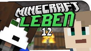 MINECRAFT: LEBEN ☆ #12 - DER EINBRUCH! ☆ Minecraft: Leben