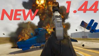 REVOLVER RAPID FIRE GLITCH GTA 5 Online