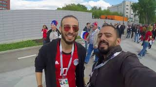 My trip to Russia 2018 (Fifa World Cup)