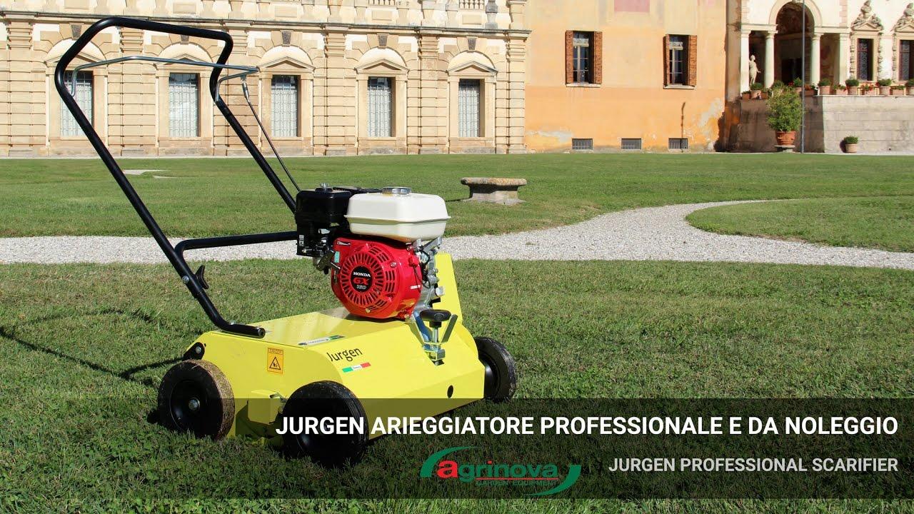 Come Scegliere Arieggiatore Per Prato Professionale E Per Noleggio Jurgen Agrinova