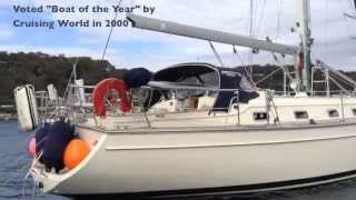 2001 Island Packet 420 Yacht For Sale in Sydney