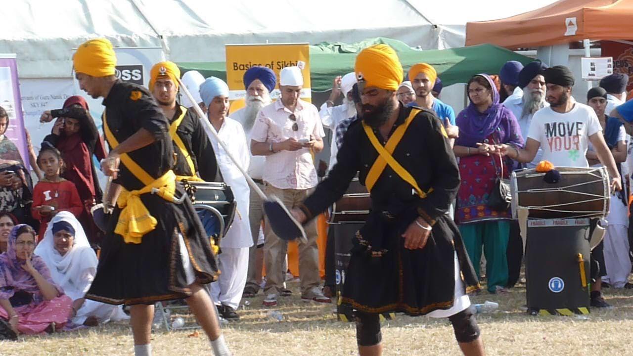Parkash 2013- Akaal Sahai Gatka Akhara