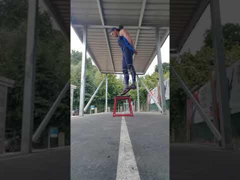 Dead-start Step Jump