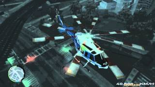 LCPDFR - Officer Speirs - Helicopter Patrol Day 1