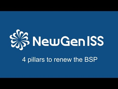 NewGen ISS  - 4 pillars to renew the BSP