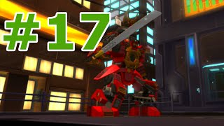 LEGO Ninjago: Shadow of Ronin - Ninjago City Walkthrough (Vita)
