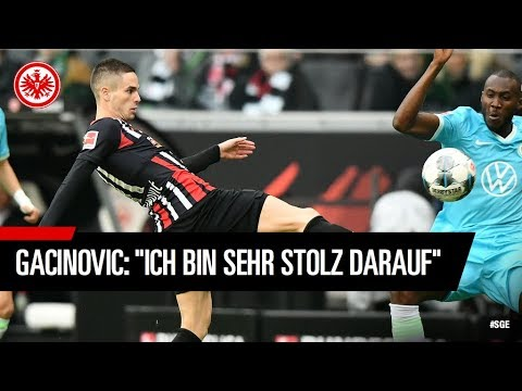 """""""Ich bin sehr stolz darauf"""" I Mijat Gacinovic spricht über sein Jubiläum und den FC Arsenal"""