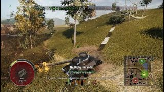 WoT the best match yet in the lycan T 71