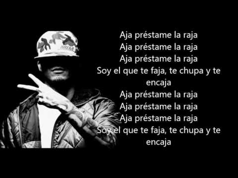 Dharius- La Raja - Letra- lyrics