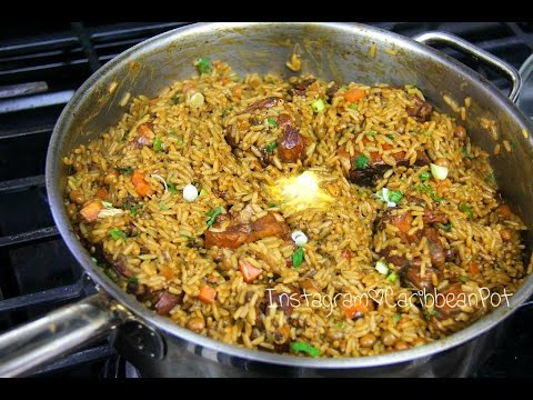 7 Tips For Perfect Chicken Pelau - Chris De La Rosa | CaribbeanPot.com