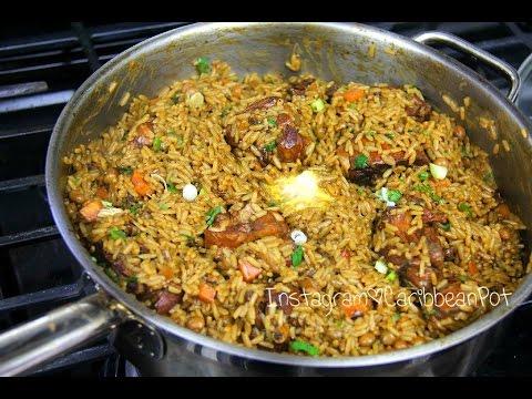7 Tips For Perfect Chicken Pelau - Chris De La Rosa   CaribbeanPot.com