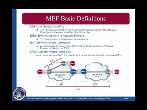 MEF-CECP Exam Overview