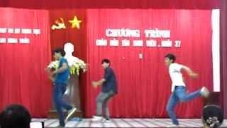 Nhảy rap - CNS K36
