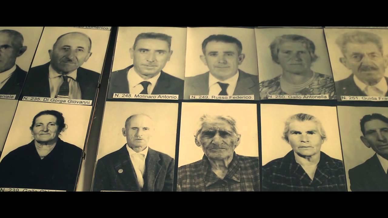 """Angelo Trotta - Una terra negli occhi """"tratto dal documentario Stio - Storie, luoghi, persone"""