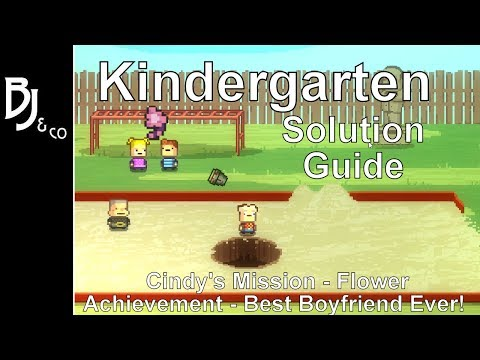 Kindergarten Guide - Cindy's Mission - Best Boyfriend Ever - How to Get the Flower