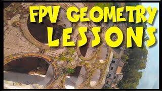 FPV GEOMETRY Lessons in the BANDO | FREESTYLE Italian event