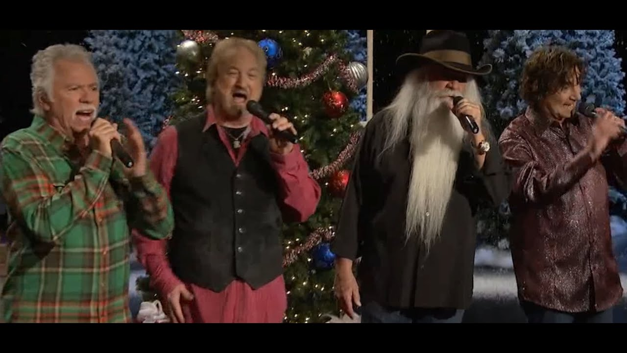The Oak Ridge Boys - Jingle Bells - YouTube