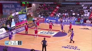 "J.Y. Park(박진영) ""Hanstar Celebrity Basketball Festival(한스타 연예인 농구대잔치)"" Special Clip"