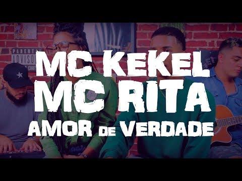 MC Kekel e MC Rita - Amor de Verdade Two Voices - Cover