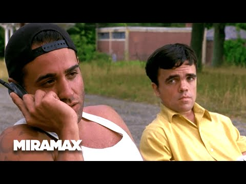 The Station Agent  'The Lounge' HD  Peter Dinklage, Bobby Cannavale  MIRAMAX