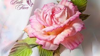 как сделать цветы из шелка своими руками