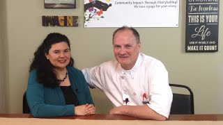 Super Chef Tim Twiford talks to Kate Alley about the 14th Annual Souper Bowl!