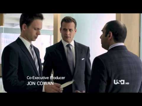 One of the best s from 'Suits'. Season 2 Episode 7