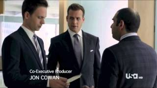One of the best scenes from 'Suits'. Season 2 Episode 7