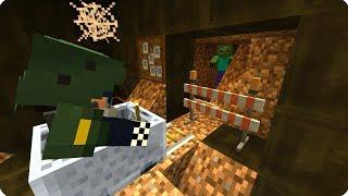 видео: ПОДЗЕМНЫЕ КАТАКОМБЫ! ЧАСТЬ 5. ЗОМБИ АПОКАЛИПСИС В МАЙНКРАФТ! - (Minecraft - Сериал)