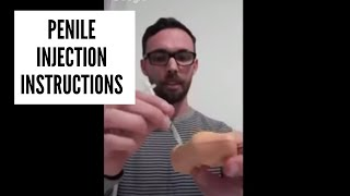 Trimix Injection For Erectile Dysfunction Instructions
