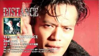 2011年9月9日(Fri) NEW SINGLE 「DISTANCE」 全国CD発売 映画監督、俳...