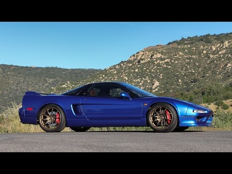Clarion Builds' 400 HP 1991 Acura NSX - One Take - YouTube