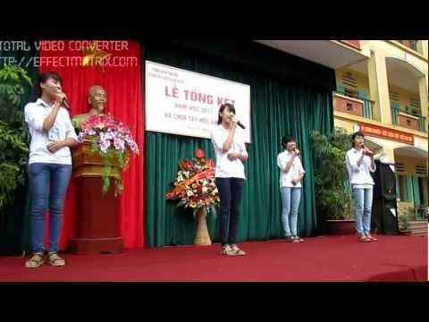 THCS Nguyễn Văn Huyên. Tổng kết 2011-2012. Kỉ niệm mái trường 9A