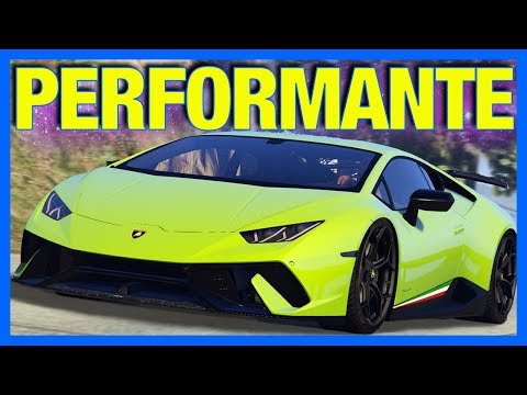 GTA 5 : LAMBORGHINI HURACAN PERFORMANTE!! (Top Speed & Test Drive)