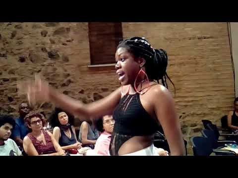 Balada Literária Bahia 2017 - Slam Lonan - Fabiana Lima