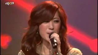 Randy Soewarno - Slave To The Music | Live Show 2 | The Voice Of Holland 2012