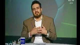 احمد سعيد يفتح النار علي