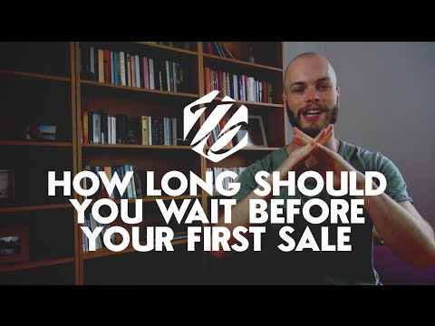 Making Your First Sale — Drop Shipping Results And Expectations  | #139