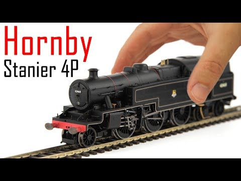 Unboxing The Hornby Stanier 4P Tank Engine