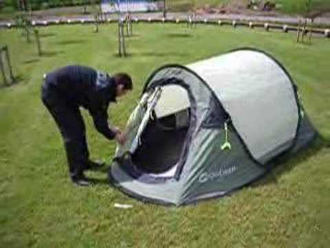 best service cd72f a0373 Pop Up Tent Video