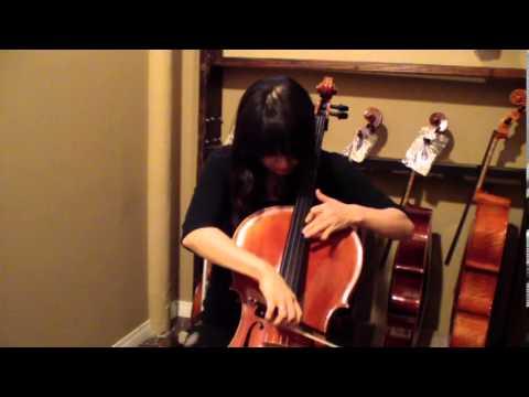 Klaus Keller Cello Ruggieri