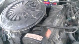 Не понятный стук в двигателе