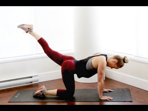 Intense 30 Minute Full Body HIIT // No Equipment Workout