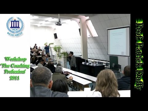 Prof. Patrick Duffy about the National Sports Academy - Sofia