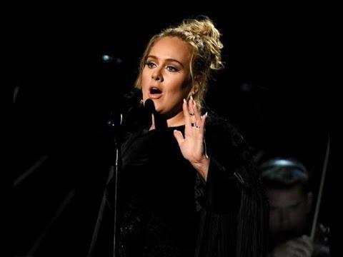 Adele Fastlove studio recording.