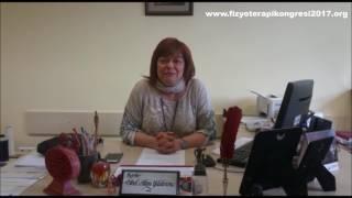 6. Ulusal Fizyoterapi ve Rehabilitasyon Kongresi, Prof. Dr. Sibel Aksu Yıldırım