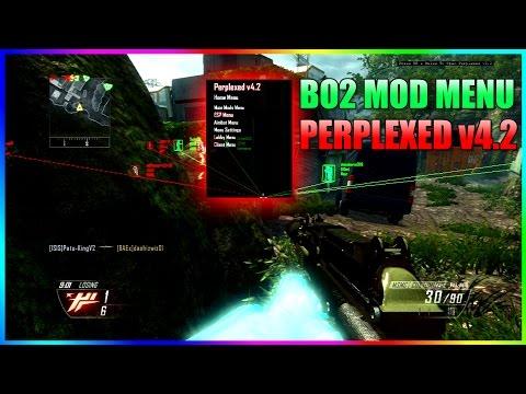 BO2/1 19] BEST FREE NON-HOST + PRE-GAME MOD MENU - PERPLEXED