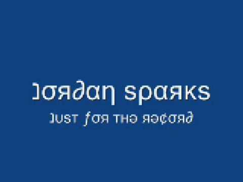 jordan sparks next to you