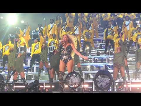 Beyoncé - Love On Top / Outro (Coachella Weekend 1)